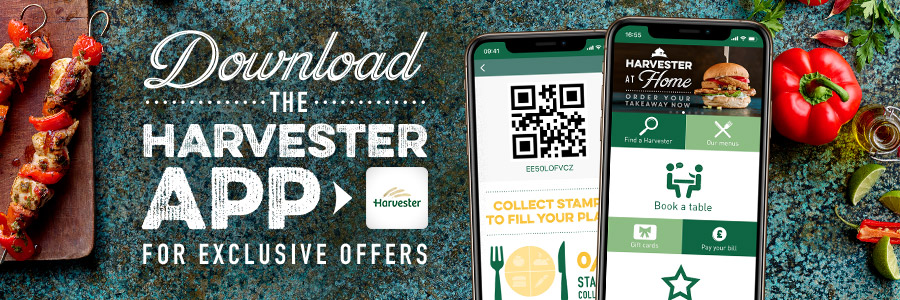 All the things you love about Harvester in one handy app