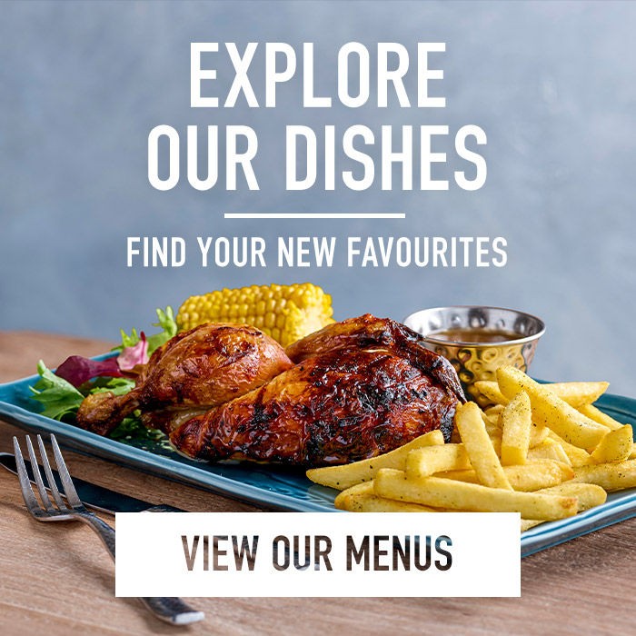 Explore our new dishes