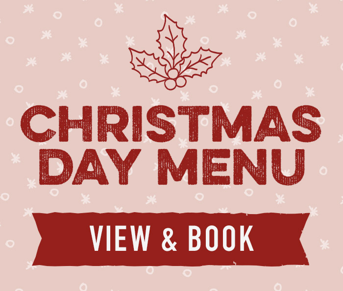 A cracking Christmas at Harvester