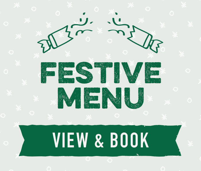 Festive menu at Harvester