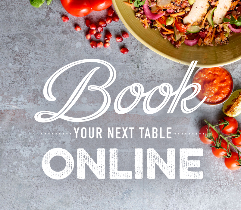 Book a table at the Harvester restaurant in Cardiff