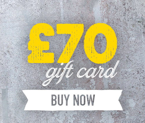 £70 Gift Card