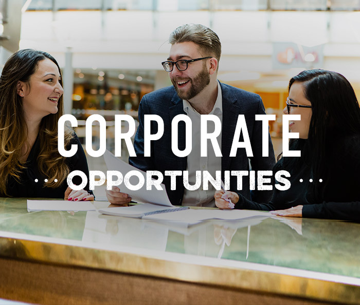 Corporate Opportunities