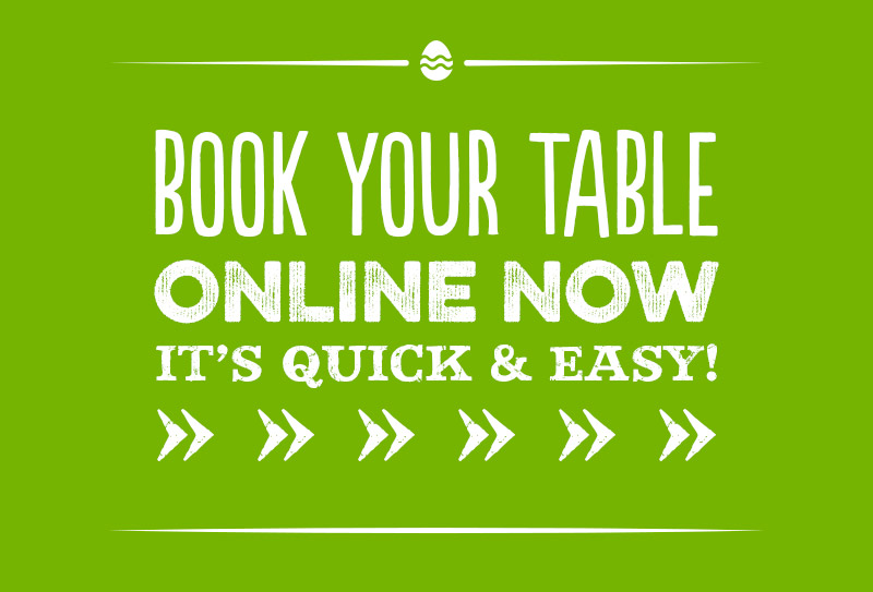 Book your table online