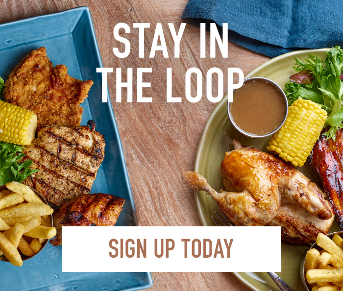 Sign up to Harvester