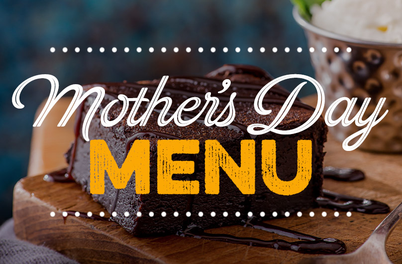 Mother's Day Menu at The Running Horse