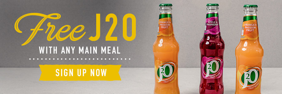 Sign up for a free J20