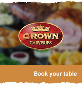 Get your Crown Carvery Discount Code