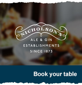 Get your Nicholsons Pubs discount code