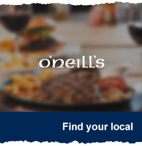 Get your O'Neill's discount code