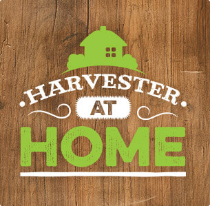 Harvester at home
