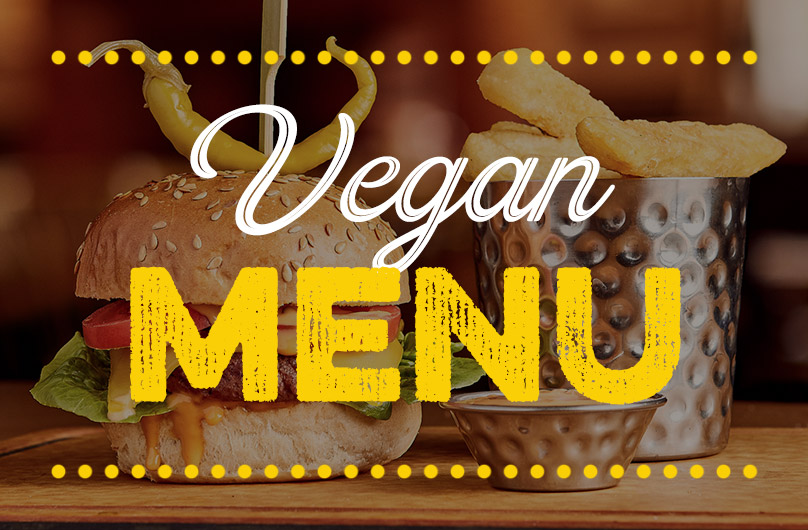 Veganuary at Harvester Didcot